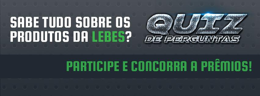 """Concurso cultural """"Quiz de Perguntas"""""""