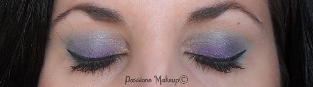 make up occhi isadora