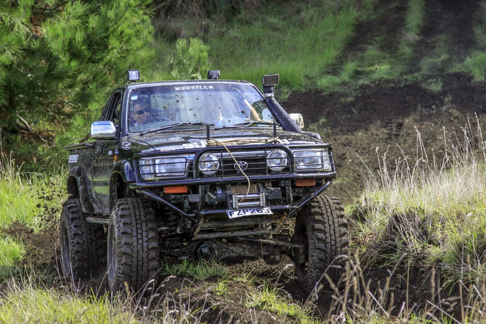 Toyota Hilux Blog Offroad Database Center Toyota Hilux