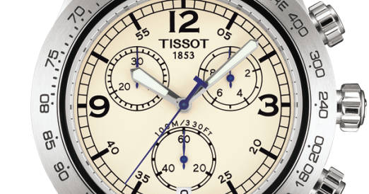 Tissot V8 The Time Bum