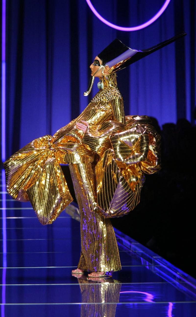 John Galliano Fashion Designer Talent