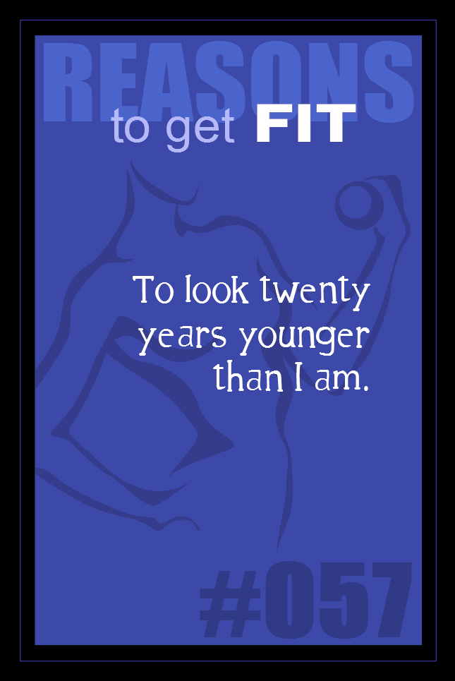 365 Reasons to Get Fit #057