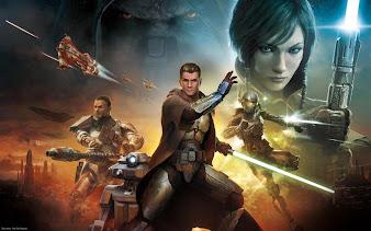 #44 Star Wars Wallpaper