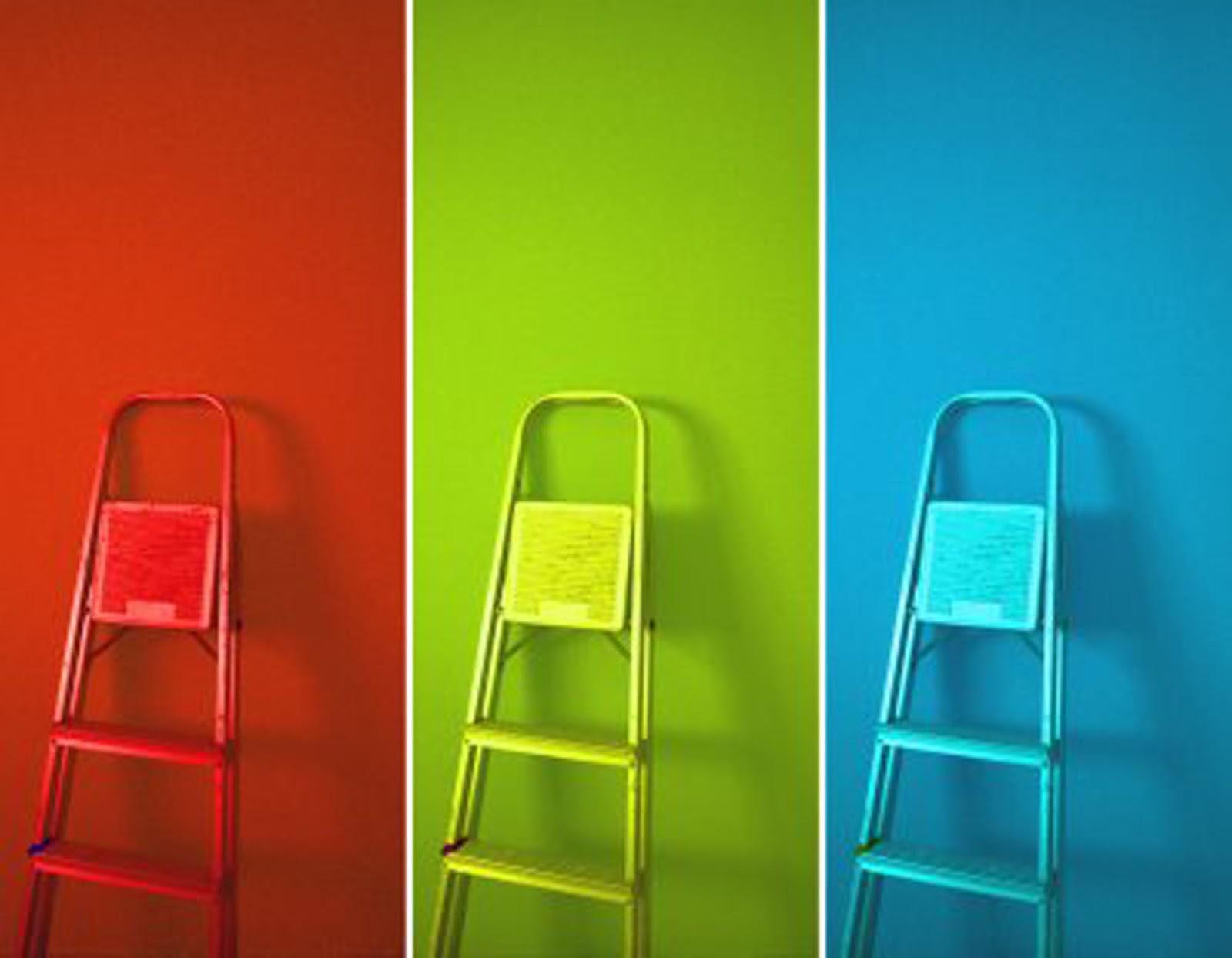 Poderosos colores - Color y pintura ...