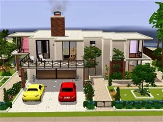 Sims3 Game House