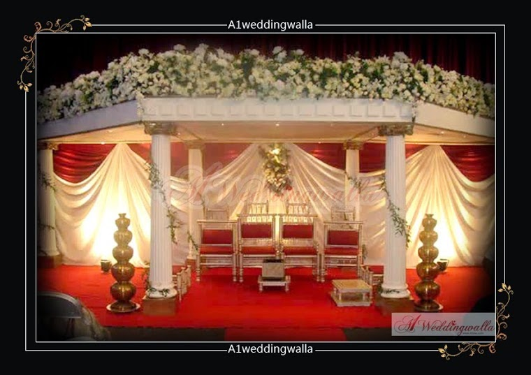 Mandap Stage Decoration