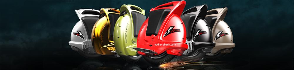 Xe điện 1 bánh Tại Hà Nội và TPHCM: Ninebot, One Wheel