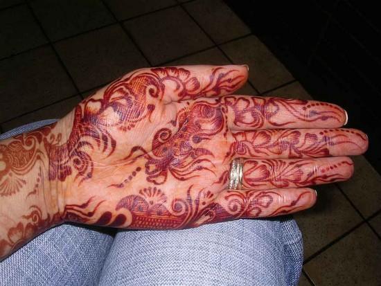 Mehndi Patterns Printable : Mehndi design for hands stylish designs party