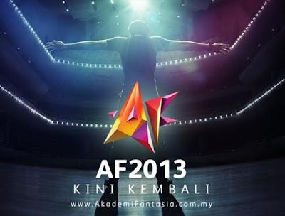 Tonton Akademi Fantasia 2013 Full Episod