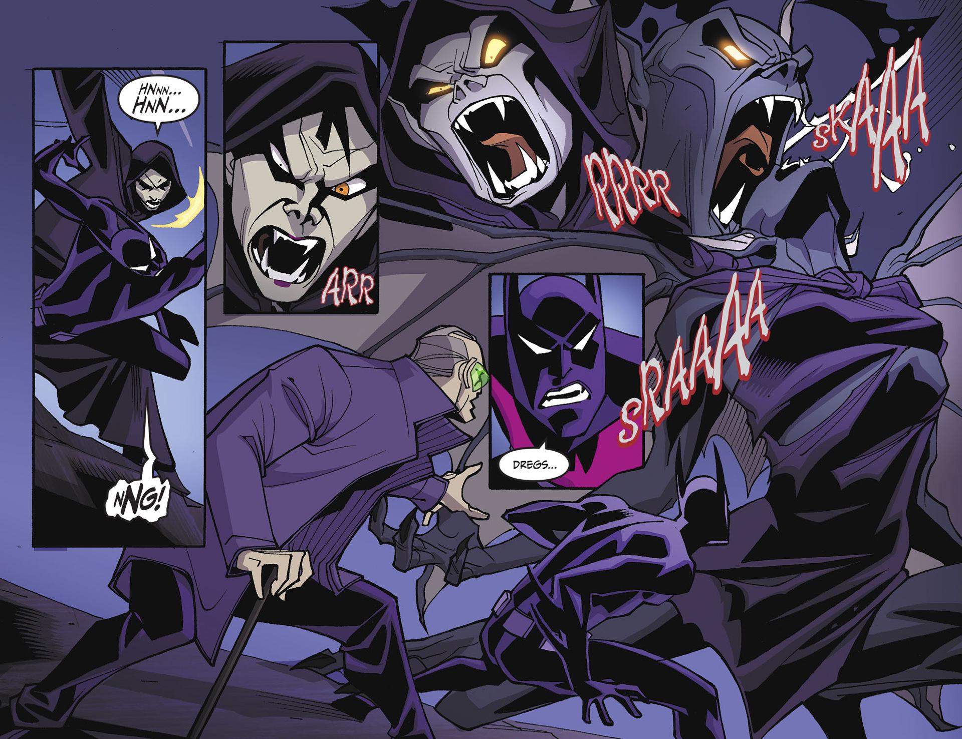Batman Beyond 2.0 #12 #29 - English 19