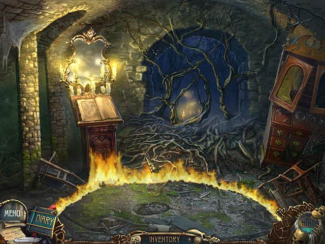 Azada 3: In Libro Collector's Edition Screenshot 6