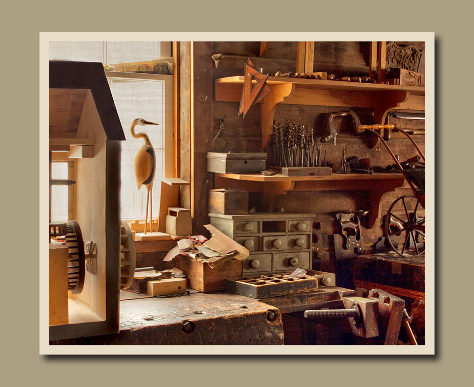 Dominion Carriage Works - Black Creek Pioneer Village.  Holly Cawfield Photography