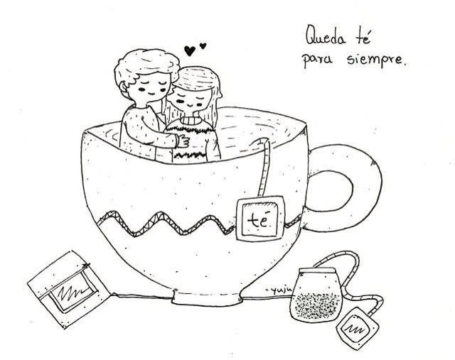 Quiero ver té ♥