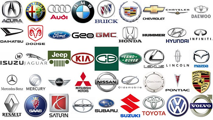 old car logos