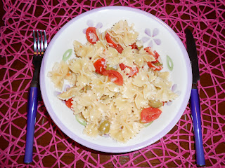 farfalle all' italiana