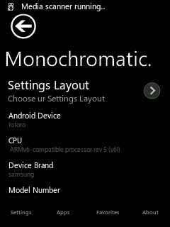 WP8-Monochromatic 6.0 ACCEND