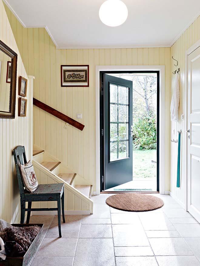 Interiores modernos para casas de campo - Interiores modernos de casas ...