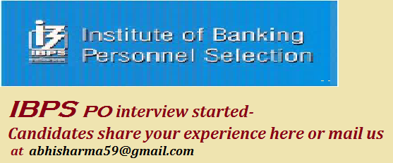 ... po recruitment, ibps, ibps po interview, frequently asked questions