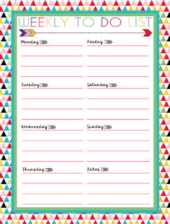 ... mopping the floor: Free Printable Daily, Weekly, and Monthly Calendars