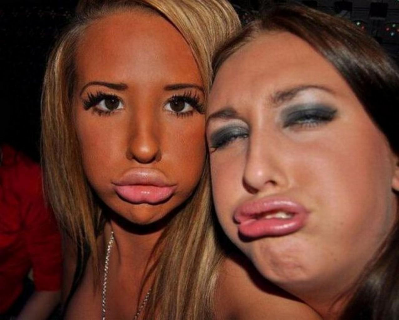Сперма на губах девочек частные фотки 13 фотография