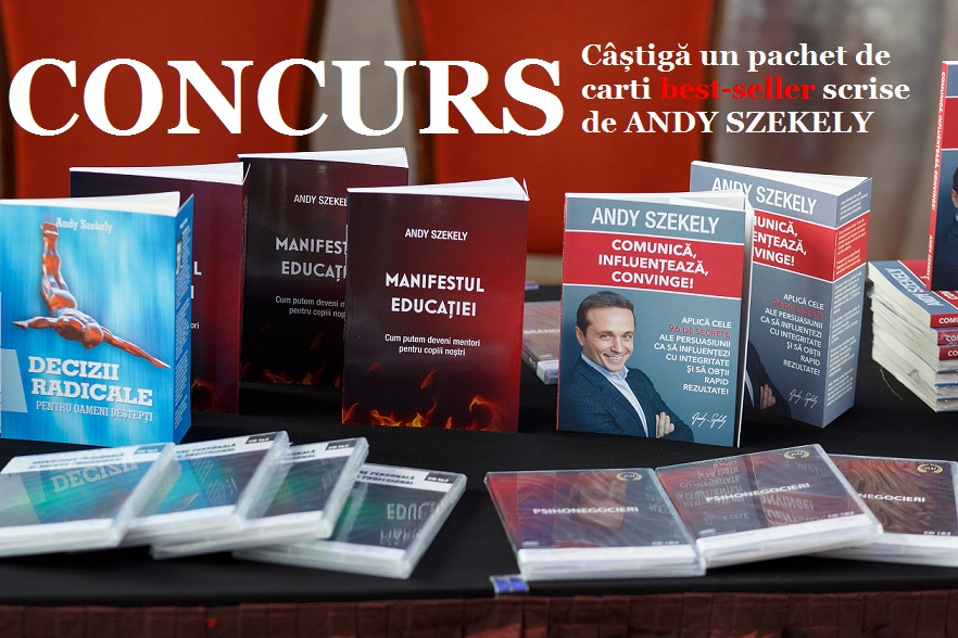 CONCURS AISucces si Andy Szekely