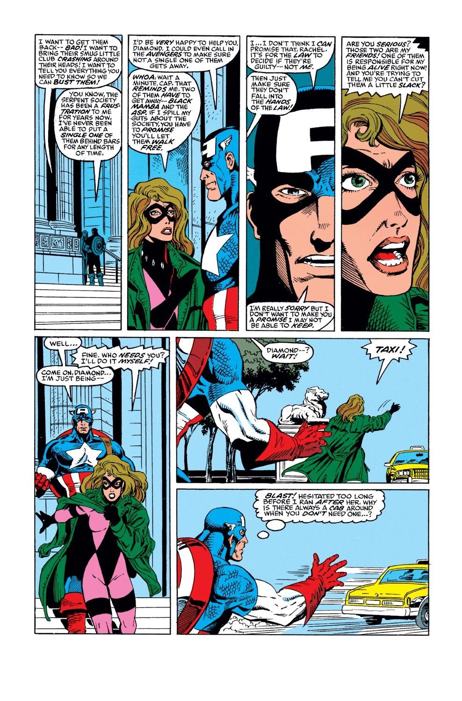 Captain America (1968) Issue #381 #314 - English 7