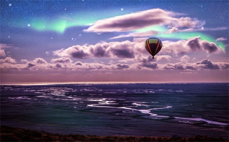"""Concurso """"À Procura da Aurora Boreal"""""""