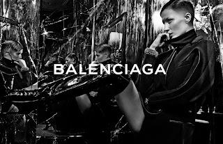 Campaña Balenciaga otoño-Invierno 2014/2015