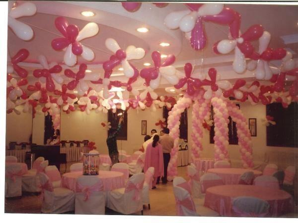 decoration ideas for birthday parties | Home Decoration Ideas
