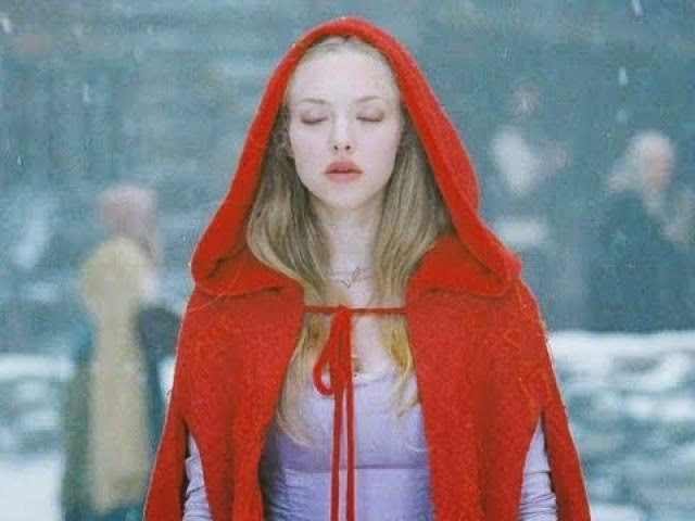 Red Riding Hood: Amanda Seyfried | A Constantly Racing Mind