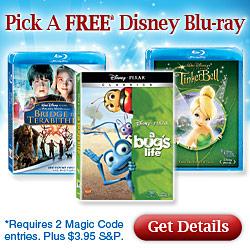 Free blu-ray movie offers