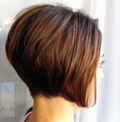 Contoh gaya model rambut bob pendek korea 2015