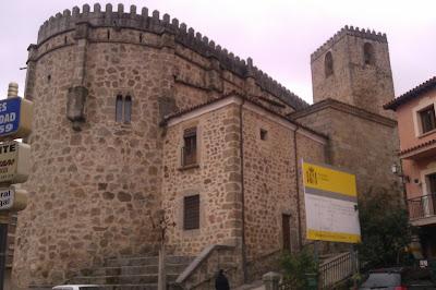 iglesia nuestra señora de la torre