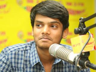 Andhra Pori Movie Team at Radio Mirchi Photos and Stills