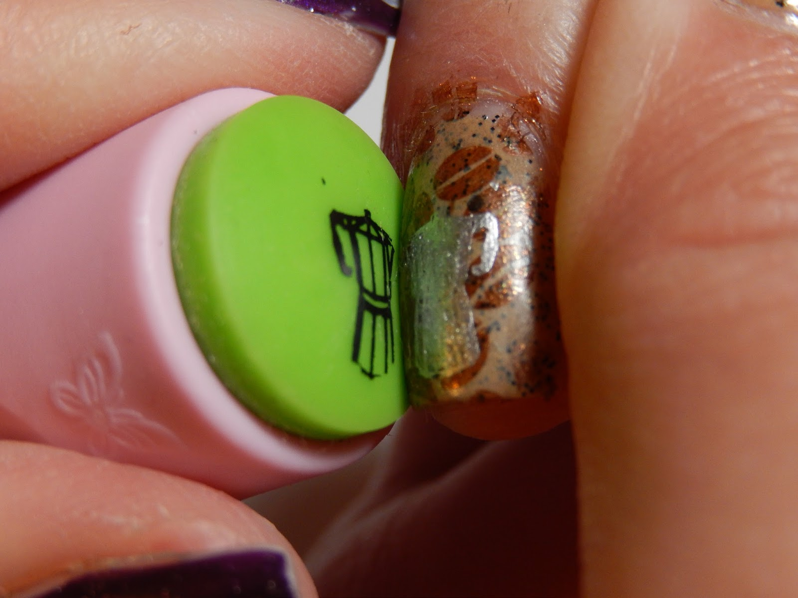 Lacquer or Leave Her!: Nail Stamping 102: Basics and a bit beyond