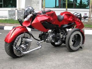 Gambar Motor Modifikasi Keren