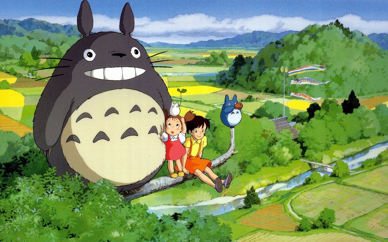 Full Movie Tonari no Totoro Full Streaming