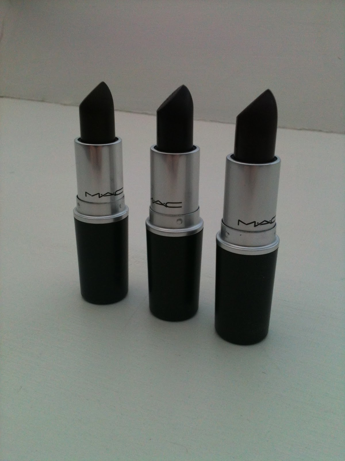 Lipstick Fantasy: Mac Dark Lipsticks Haul!
