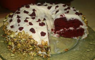 Μισή τούρτα γενεθλίων
