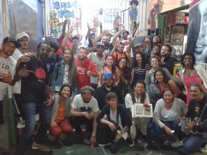 Poetas Ambulantes na Perifatividade ! ! !