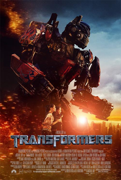 Transformers 1 - Dublado