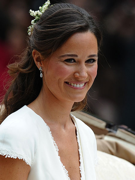 pippa middleton 2011. On 29 April 2011, she was the