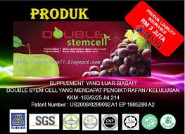 Produk Double Stemcell Tidak Memiliki Sijil Pengesahan Halal Malaysia