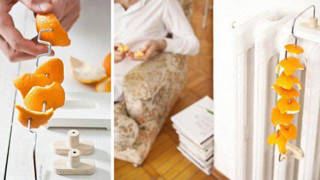 Perfumar el hogar de manera natural