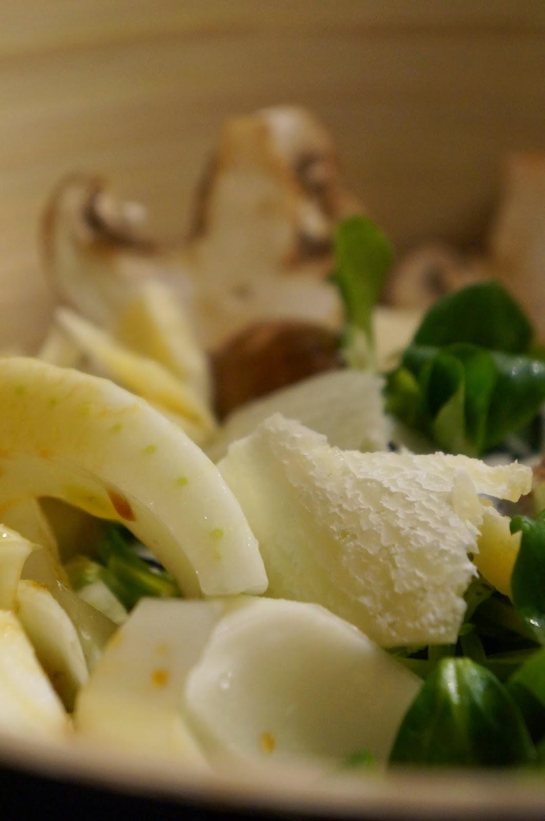 Una golosa a dieta agnello marinato alla senape e patate for Soncino insalata