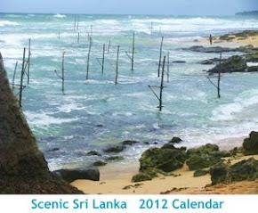 LashWorldTour 2012 Calendars