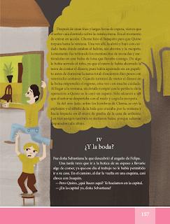 Joaquín y Maaclovía se quieren casar - Español Lecturas 5to 2014-2015
