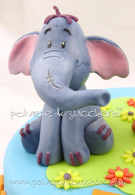 Ps Cake Topper