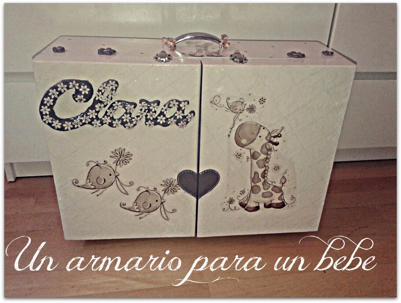armario_para_bebe, salvarecuerdos,regalo_personalizado,regalo_original