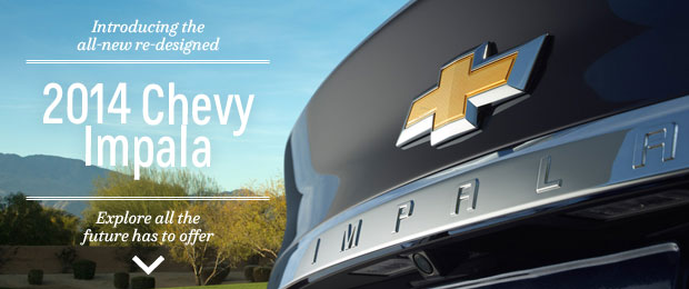 2014 Chevy Impala Receives Excellent Consumer Reports Rating
